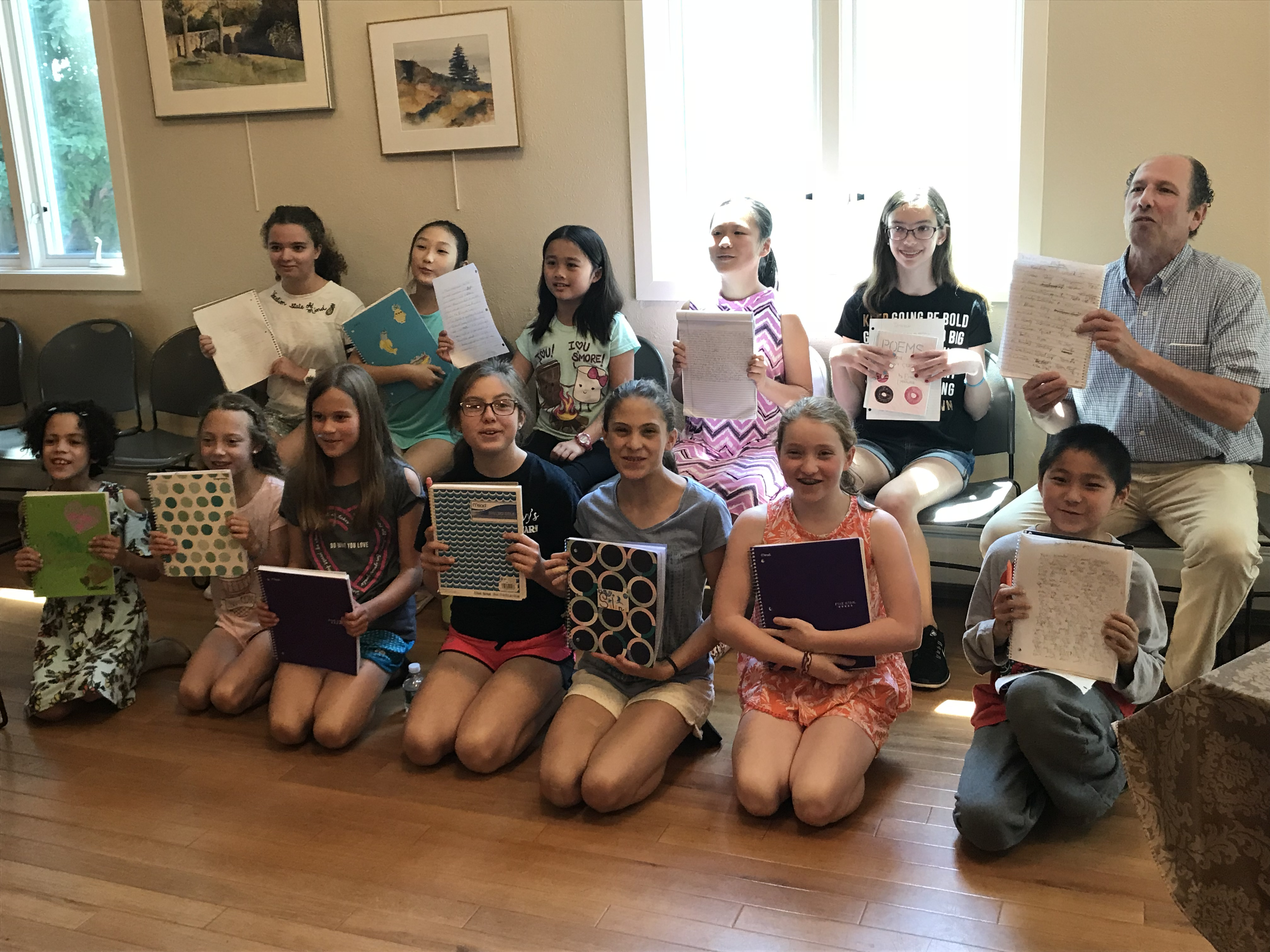 Summer Writing Program - photo 9