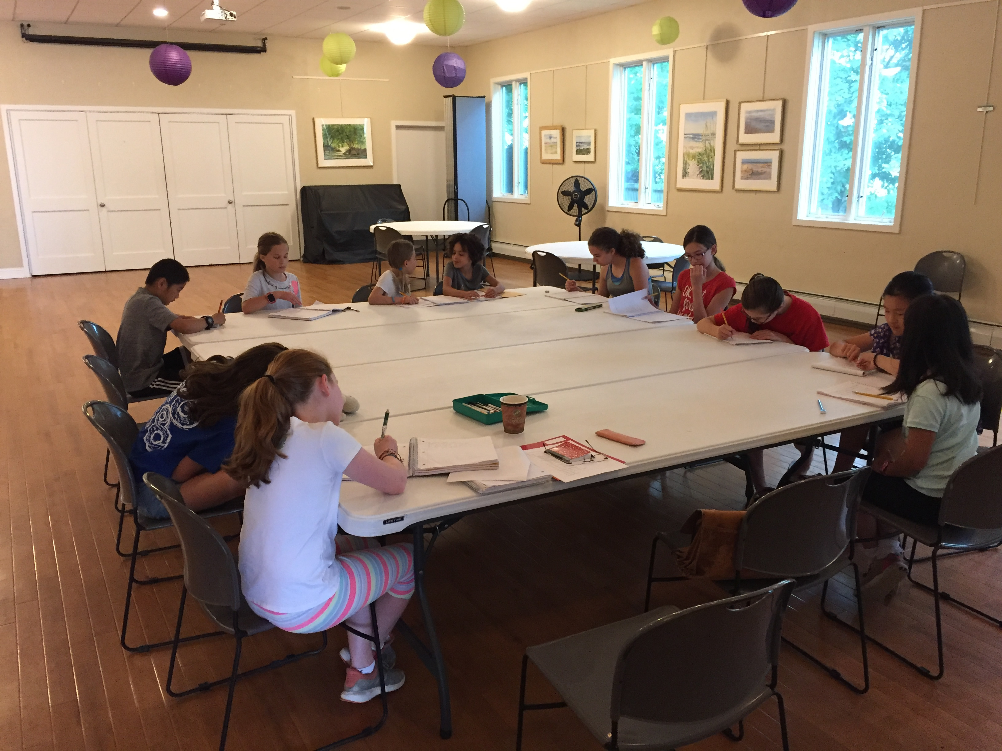 Summer Writing Program - photo 4