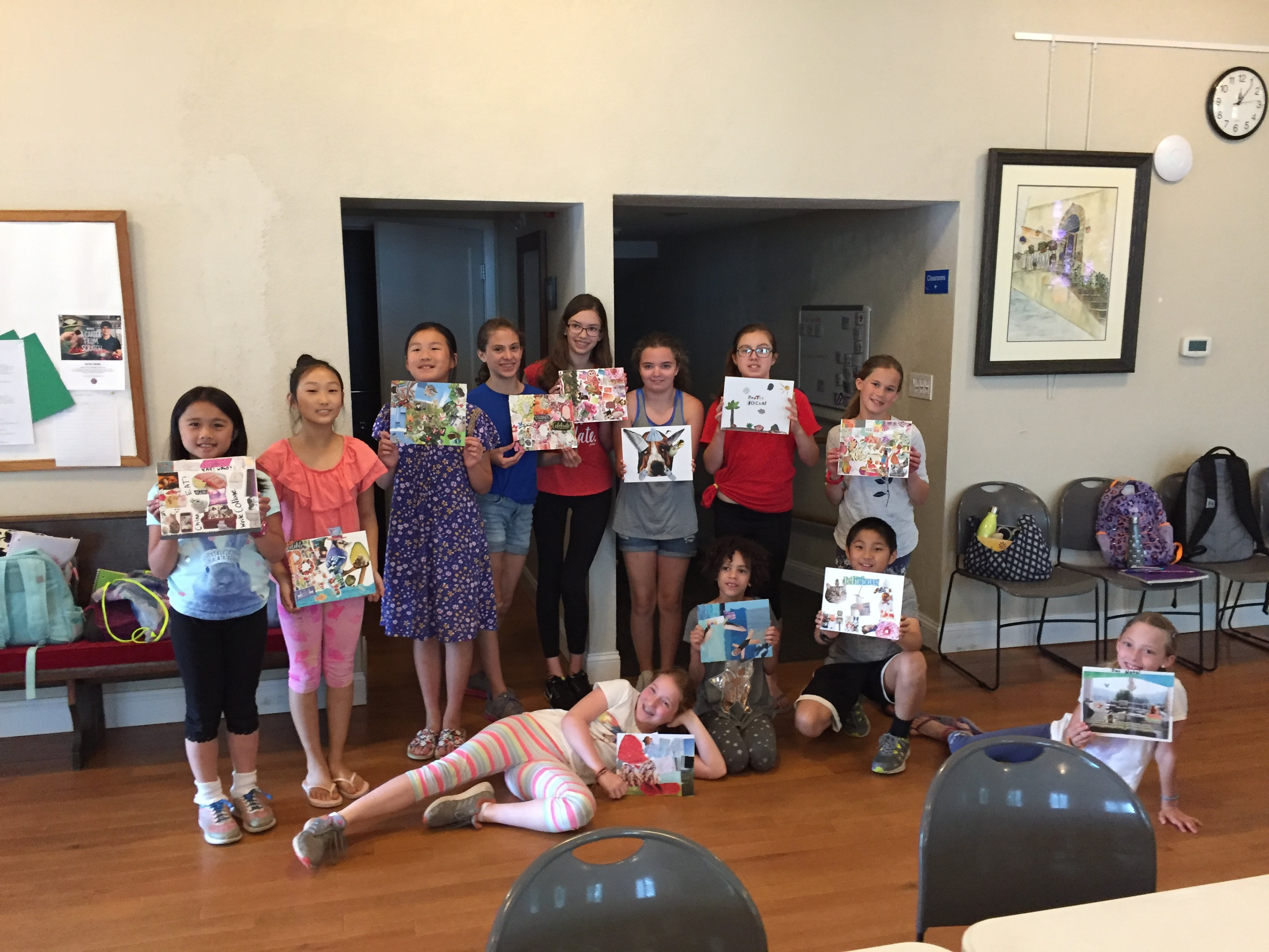 Summer Writing Program - photo 5