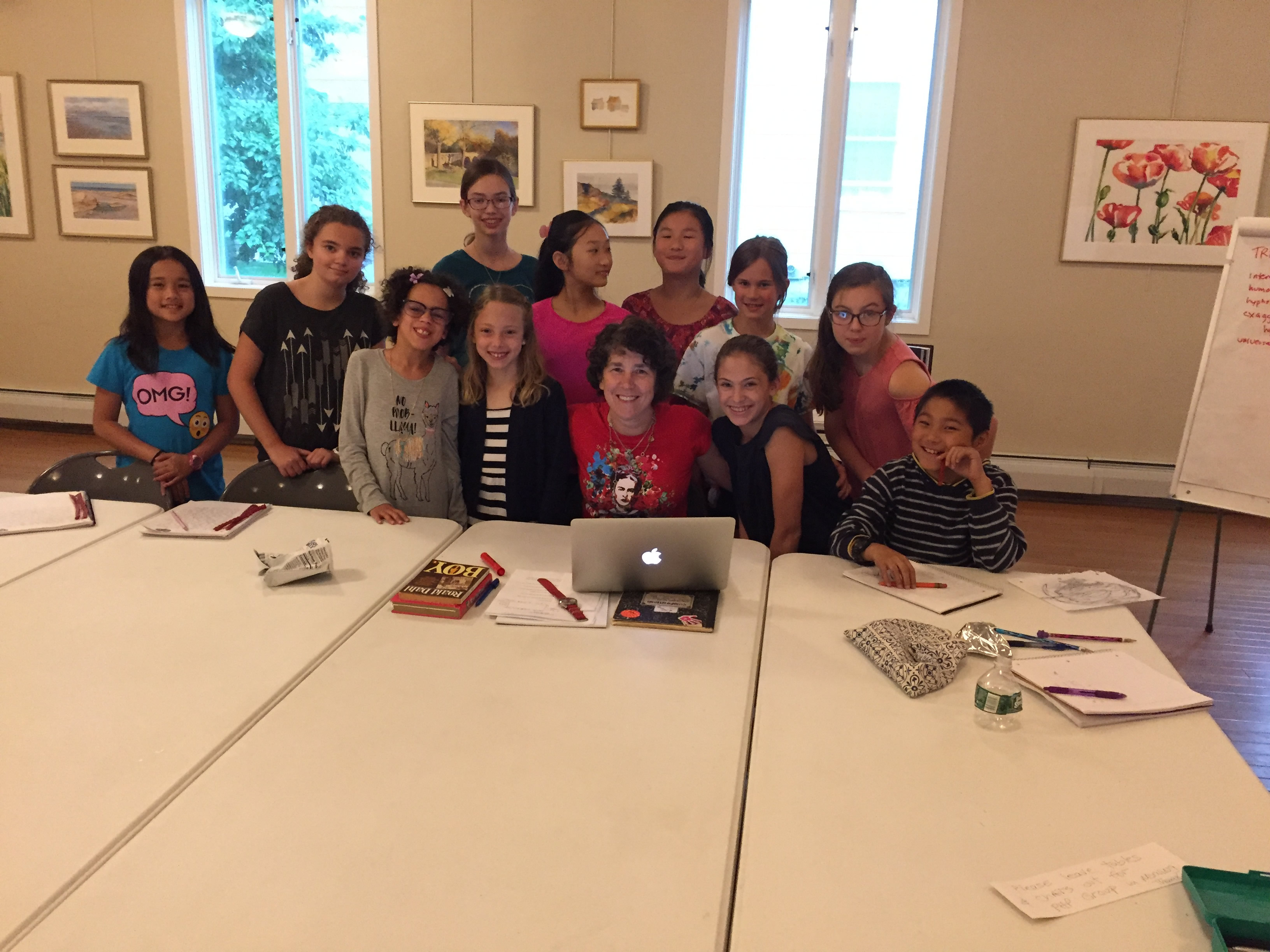 Summer Writing Program - photo 6